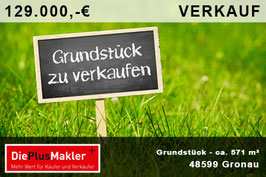 PLZ 48599 - Obj-Nr. 894- Grundstück kaufen in Gronau-Epe
