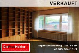 PLZ 48565- Obj-Nr. 835 - Wohnung kaufen in Steinfurt