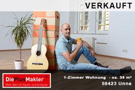 PLZ 59423 - Obj-Nr. 773 - Wohnung kaufen in Unna