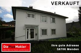 PLZ 58706 - OBJ. NR. 713 - Haus kaufen in Menden