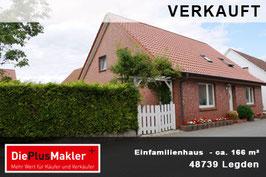 PLZ 48739 - Obj-Nr. 853 - Einfamilienhaus in Legden