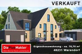PLZ 48231 - Obj-Nr. 781 - Wohnung kaufen in Warendorf