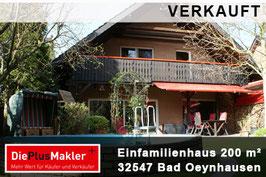 PLZ 49545 - OBJ-NR. 668 - Haus kaufen in Tecklenburg / Region Osnabrück