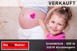PLZ 32278 - OBJ-NR. 566 - Grundstück mit 600 m² kaufen in Kirchlengern