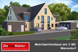 Warendorf - Mehrfamilienhaus mit 5 Eigentumswohnungen