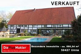 PLZ 59427 - Obj-Nr. 902 - Einfamilienhaus  in Unna