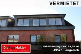 PLZ 49525- Obj-Nr. 905 - Wohnung mieten in Lengerich