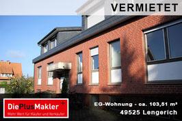 PLZ 49525- Obj-Nr. 907 - Wohnung mieten in Lengerich