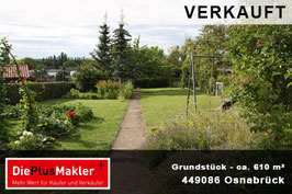 PLZ 49086 - Obj-Nr. 896- Grundstück kaufen in Osnabrück