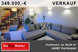 PLZ 44287- Obj-Nr. 918 - Wohnung kaufen in Dortmund