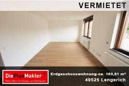PLZ 49525 - Obj-Nr. 766 - Wohnung mieten in Lengerich