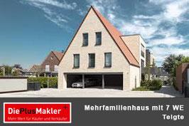 Telgte - Mehrfamilienhaus mit 7 Eigentumswohnungen