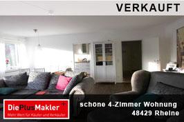 PLZ 48429 - OBJ-NR. 714 - Wohnung kaufen in Rheine