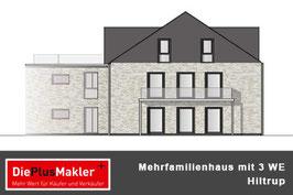 Hiltrup - Mehrfamilienhaus mit 3 Eigentumswohnungen