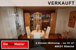 PLZ 48431- Obj-Nr. 823 - Wohnung kaufen in Rheine