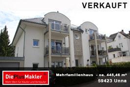 PLZ 59423 - Obj-Nr. 879 - Mehrfamilienhaus in Unna