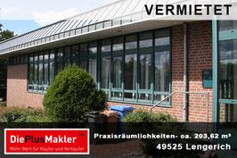 PLZ 49525 - Obj-Nr. 886 - Gewerbeobjekt mieten in Lengerich