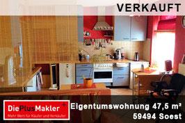 PLZ 59494 - OBJ-NR. 545 - Eigentumswohnung kaufen in Soest