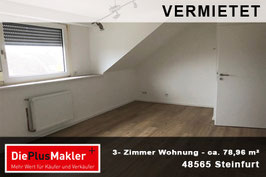 PLZ 48565 - OBJ-NR. 804 - Wohnung mieten in Steinfurt