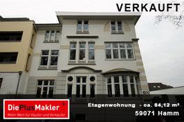 PLZ 59071 - Obj-Nr. 873 - Wohnung kaufen in Hamm
