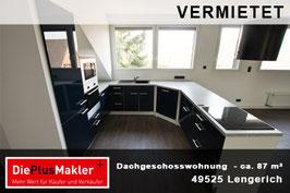 PLZ 49525- Obj-Nr. 867 - Wohnung mieten in Lengerich