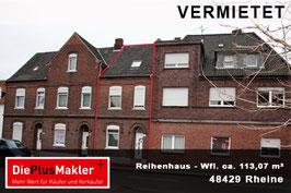 PLZ 48429 - Obj-Nr. 932 - Reihenhaus in Rheine