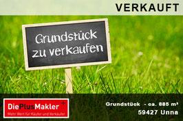 PLZ 59427 - Obj-Nr. 837 - Grundstück kaufen in Unna