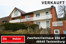 VERKAUFT - 656 - 49545 - Haus kaufen in Tecklenburg / Region Osnabrück