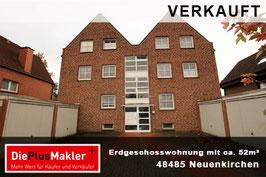 PLZ 48485 - OBJ. NR. 724/725 - Erdgeschosswohnung in Neuenkirchen