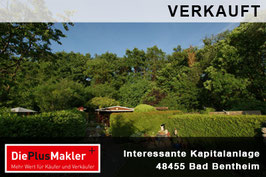 PLZ 48455 - Obj-Nr. 704 - Kapitalanlage in Bad Bentheim