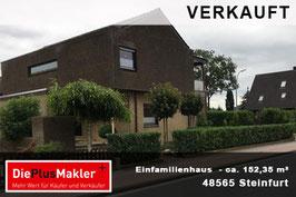 PLZ 48565 - Obj-Nr. 850 - Einfamilienhaus in Steinfurt Borghorst