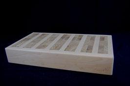 billot de bois hêtre et chêne