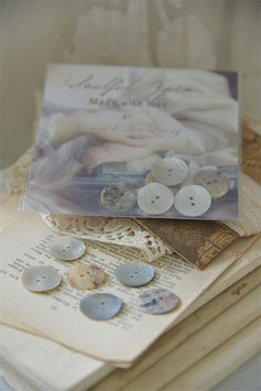 BOUTONS NACRE / JEANNE D'ARC LIVING