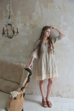 "ROBE ""NATURAL MIND"" / JEANNE D'ARC LIVING"