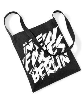 New Faces Berlin umhänge Beutel Schwarz