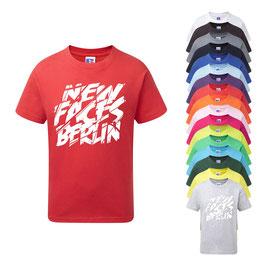 New Faces Berlin Kinder-Shirt