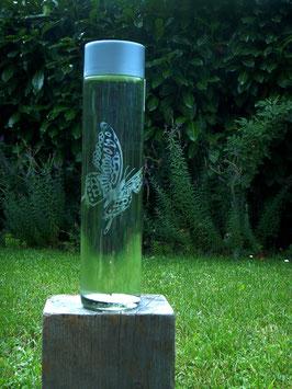 Wasserflasche Schmetterling