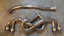 HKS Superior Spec R Exhaust Titanium