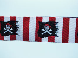 Piratenflagge, 15 mm