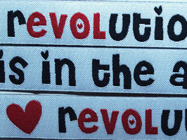 Revolution is in the air, 15 mm