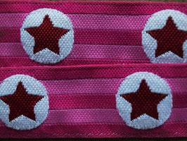 I'm a star pink, 15 mm