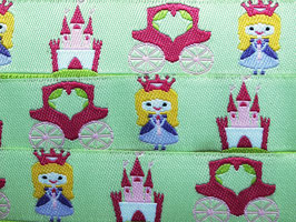 Princess Castle, 16 mm