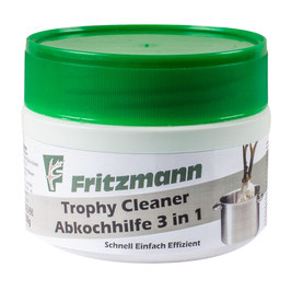 Trophy Cleaner Abkochhilfe 3 in 1