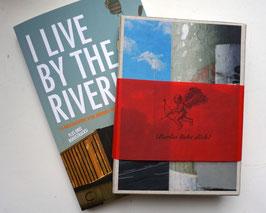 Buch & Postkarten-Set