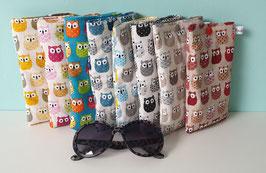 Etuis lunettes ou téléphone portable - Hibou