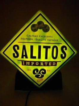 Salitos - Standleuchte (grün)