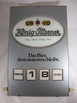 Kalender - König Pilsner