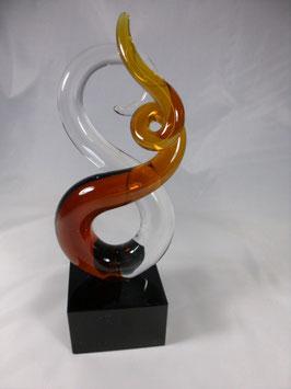"Murano ""Art"" - Skulptur"