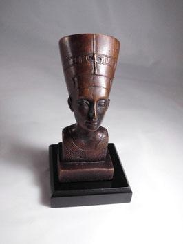 Ägypt. Bronzefigur
