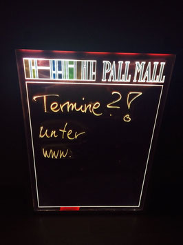 Pall Mall - LED-Lightboard